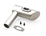 DLE 61 Side Exhaust muffler