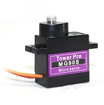 TowerPro MG90S Metal Gear High Speed Micro Servo