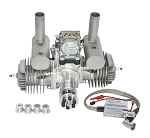 RCGF 120cc Twin Engine Set