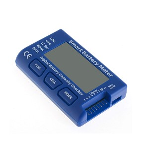 Multifunctional 5 in 1 Battery Tester: